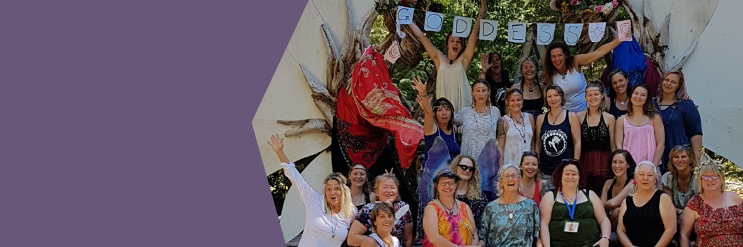 Three days in ceremony, joyfully celebrating our authentic selves and our sisterhood